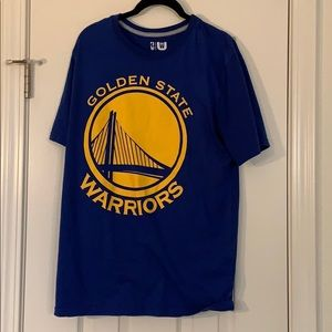 Golden State Warriors basketball shirt